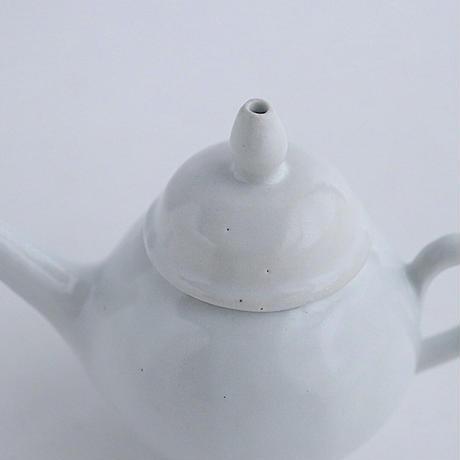 河合竜彦 青白茶壺丸型80cc