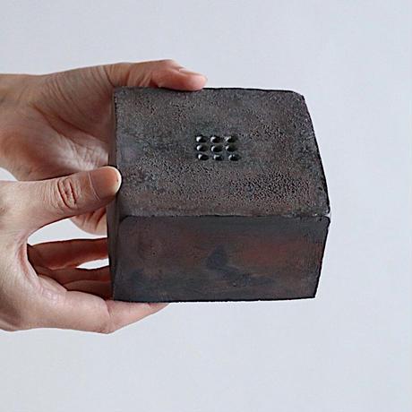 河合竜彦 炭化茶盤