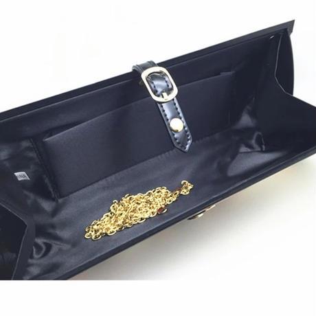 ラスト★Magazine柄 ★クラッチバッグ bag-04
