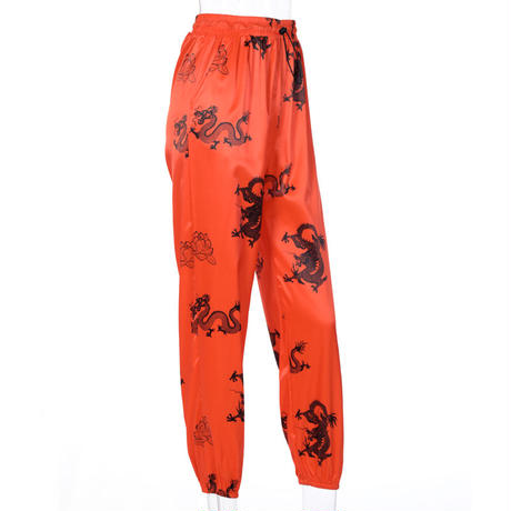 RED★dragon  pants   bot-58