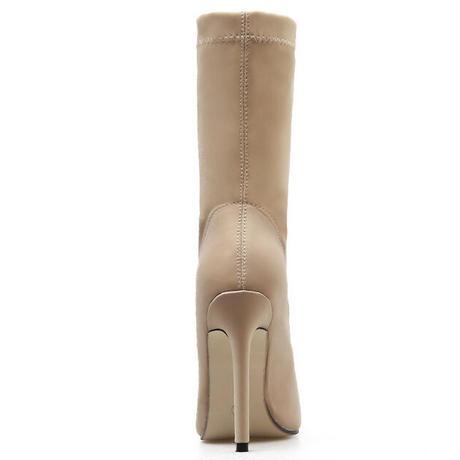 IVORY★ braid  short   boots  sho-110