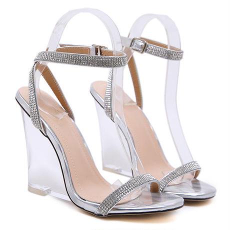 PINK★crear  wedge  sole  sho-75