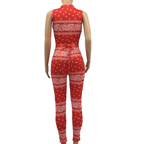 RED★PAISLEY  sexy all in one  one-92