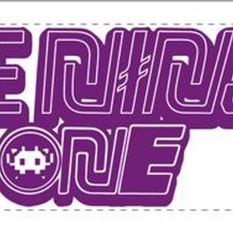 """【限定】ISH-ONE""""Purple Ninja""""オリジナルツアータオル"""