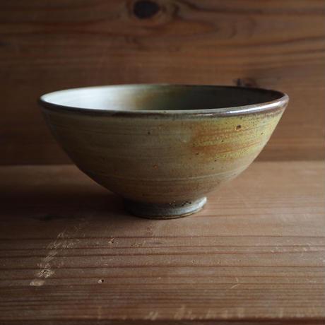粉引 飯茶碗(大)