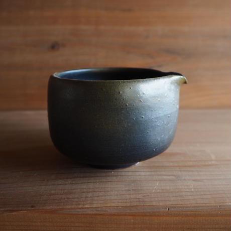 黒釉 片口 (小)