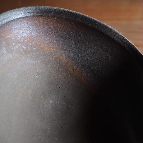 焼締め 四方小鉢