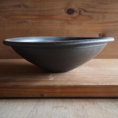 焼締 浅鉢