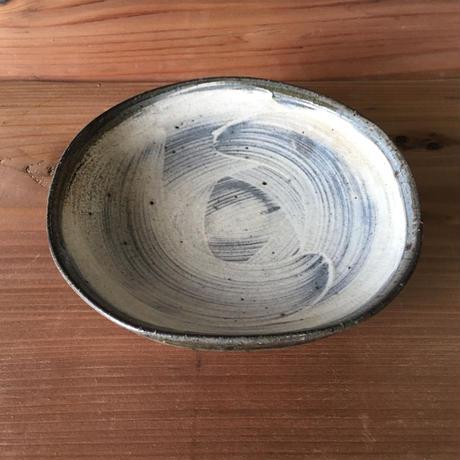 刷毛目 浅鉢