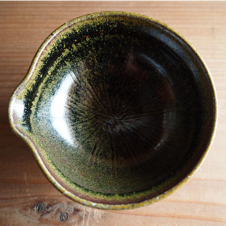 黒釉 豆鉢