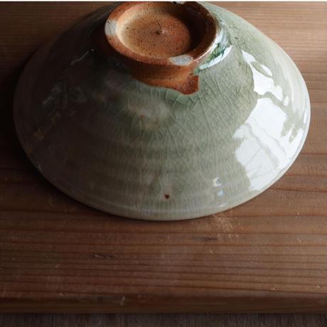 灰釉 浅鉢