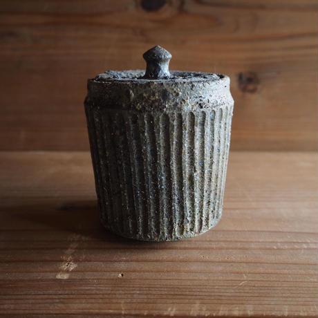 焼締 茶壺Ⅰ