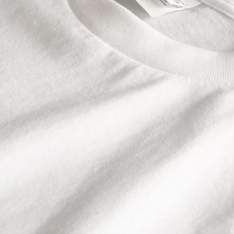 〈シャーマル×ホテルスネコ〉Tシャツ ワンポイントプリント  Mサイズ