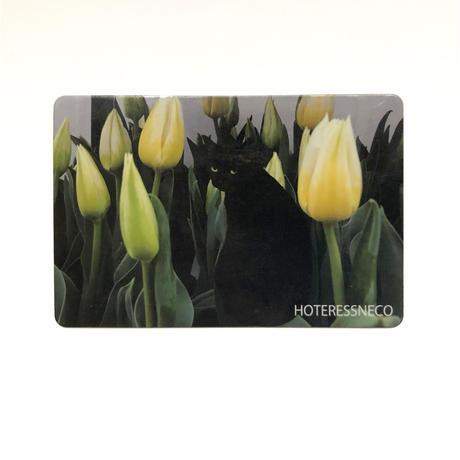 【B】ホテルスネコ オリジナルマグネット 3set