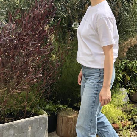 ホテルスネコ オリジナルTシャツ( ホワイト)