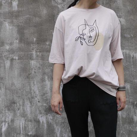 ホテルスネコ×habille コラボTシャツ