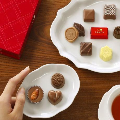 【リニューアル】(季節限定 10月~4月)メリーチョコレート ファンシーチョコレート FC-S