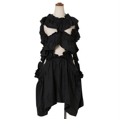 kiki frill skirt