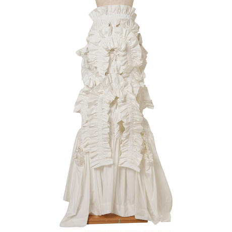 your frill skirt