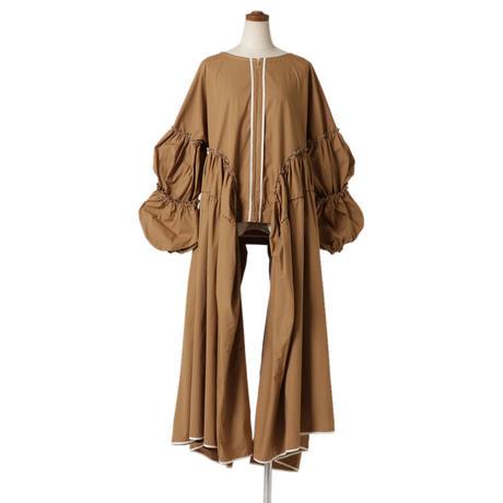 log-house coat