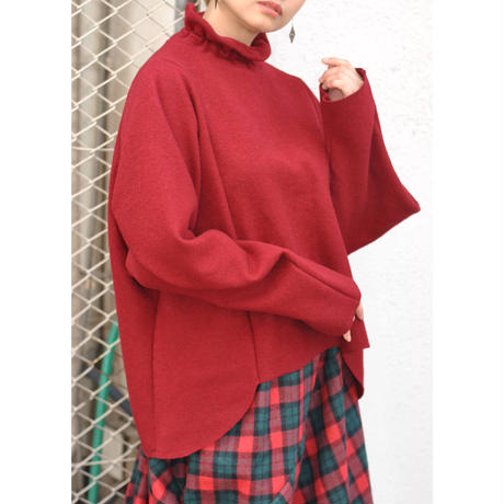 rosy pullover
