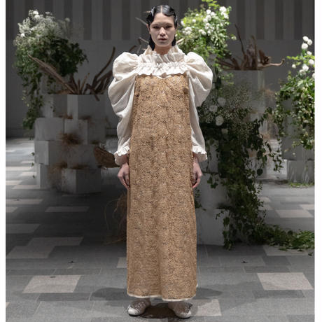 like-straw dress