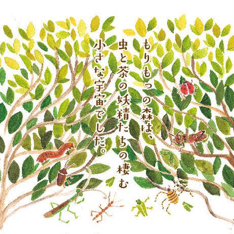 【虫と茶の森の物語】森のかほり茶BOX