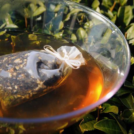 飲める素材だけで作った入浴茶「ほっこり茶の湯-ゆったり」