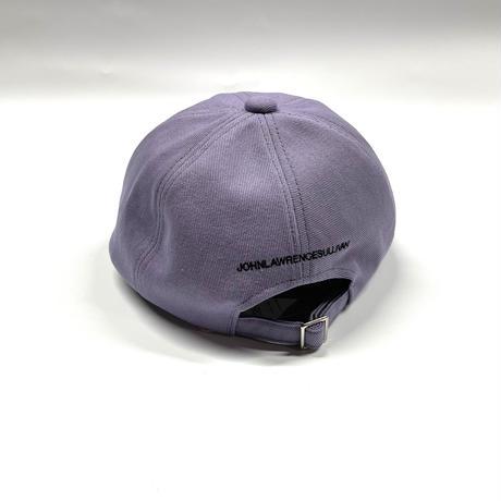 EMBROIDERY CAP / PURPLE