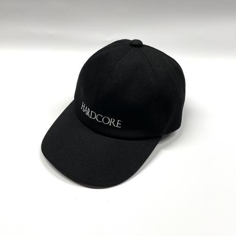 EMBROIDERY CAP / BLACK