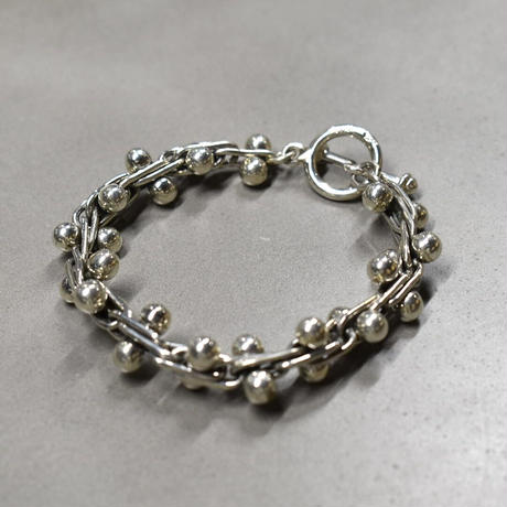 Mexican Taxco DNA Beads Bracelet