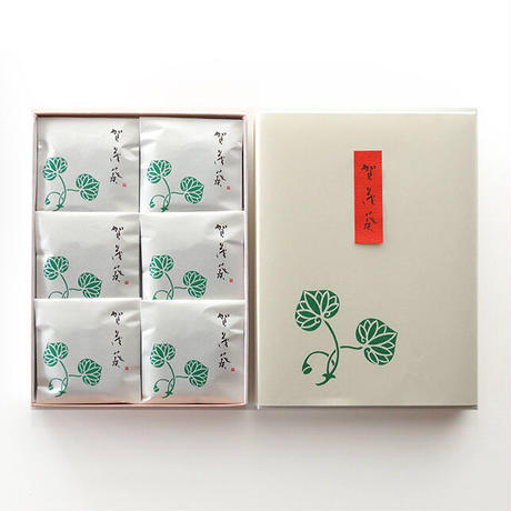 賀茂葵 18枚入り箱