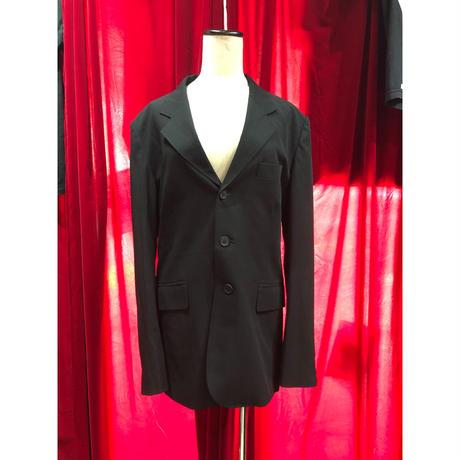 MENS  3botton wool gaba  jacket
