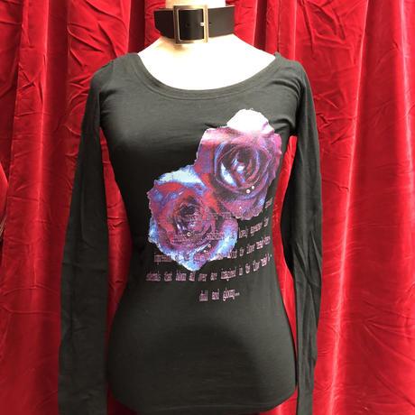 Rose  long sleeve TS