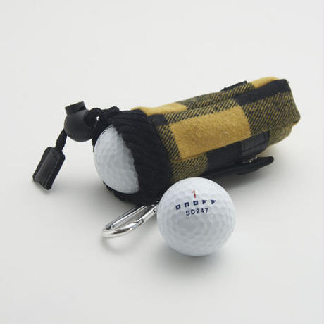 ONOFF golf matters / Ball Case OA2417