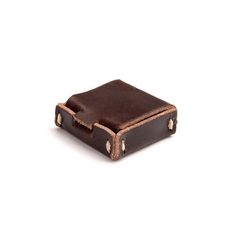 minna HITOMONOKOTO / Bridle Leather TINY BOX