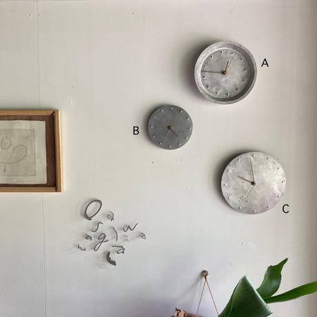 Wall clock A