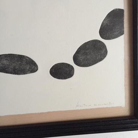 Stone Print -Kentaro Masumitsu