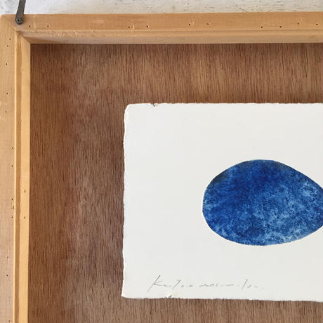Stone Print -銅版画(stoneシリーズ)-