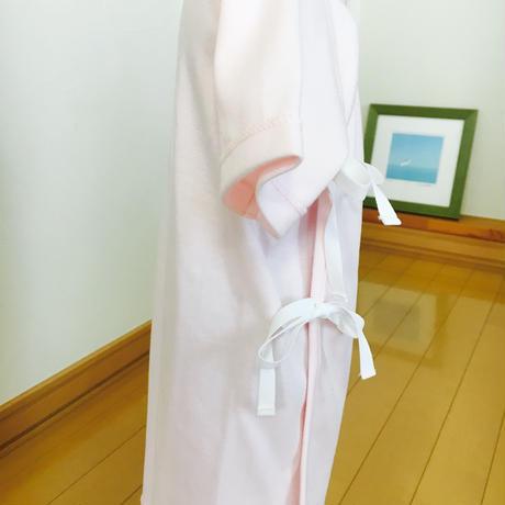 HowCute®︎低出生体重児サイズ長肌着ベビーピンク