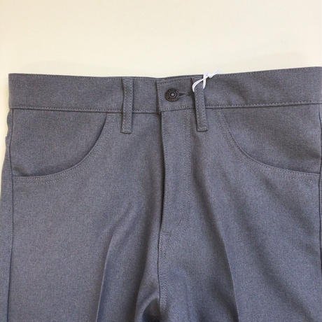 "DAIRIKU | ""Straight"" Flasher Pressed Pants | Concrete"