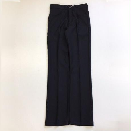 "DAIRIKU | ""Slim"" Flasher Pressed Pants | Black"