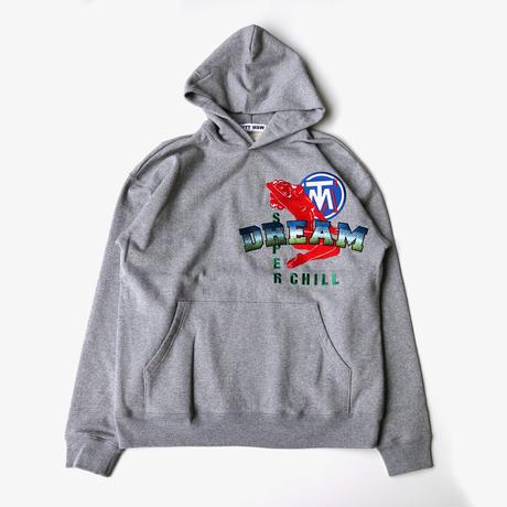 TTT_MSW | pullover parka  | GRAY