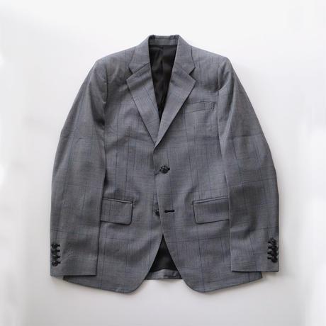 YUKI HASHIMOTO    TAILORED JACKET   GRAY