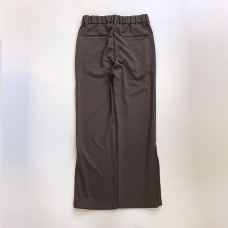 RANDY   Clown Fish / Straight pants    Dark Khaki