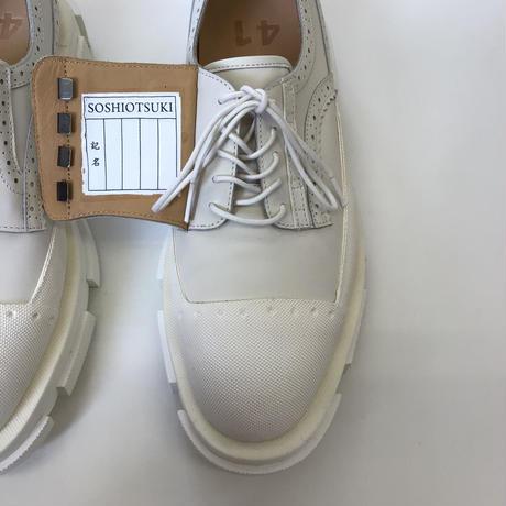 SOSHIOTSUKI| both × SOSHIOTSUKI GAO MONK  | WHITE