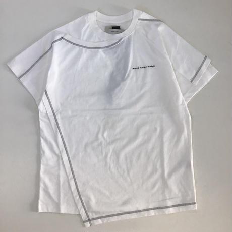 FENG CHEN WANG | 2 IN 1 T-SHIRT  | WHITE