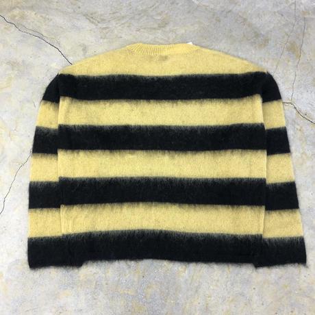 LITTLEBIG | Mohair Knit | Yellow