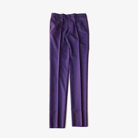 LITTLEBIG | Stripe Slim Trousers |  Purple