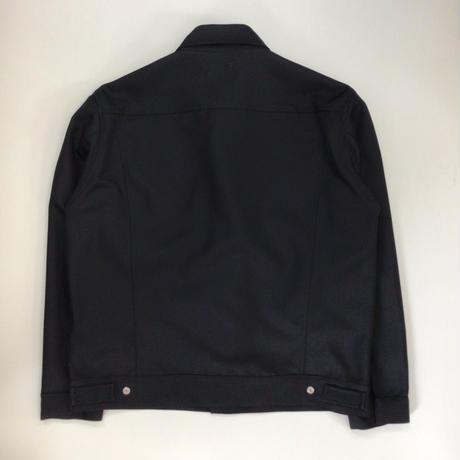 Allege. | STA-PREST Jacket | BLACK